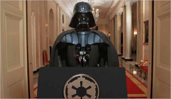 Star Wars Darth Vader pietra Ceramic