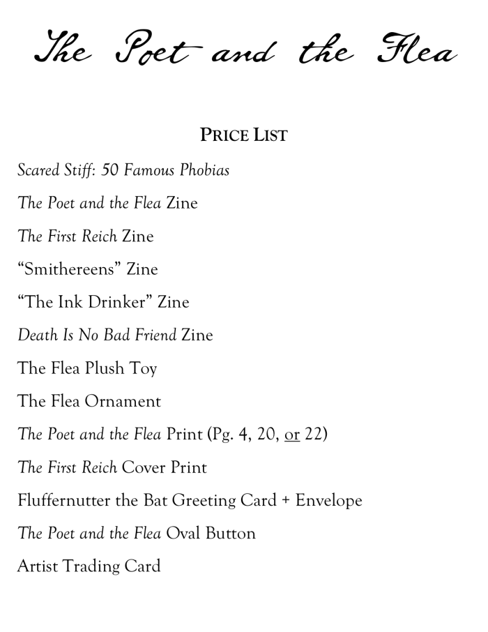 -Price List Blog